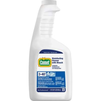 Comet Disinfecting Cleaner with Bleach (30314)