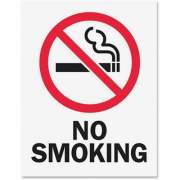 Tarifold Magneto Safety Sign Inserts - No Smoking (P1949NP)