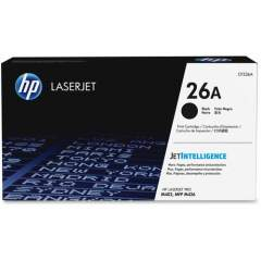 HP 26A Black Original LaserJet Toner Cartridge (CF226A)