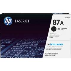 HP 87A Black Original LaserJet Toner Cartridge (CF287A)