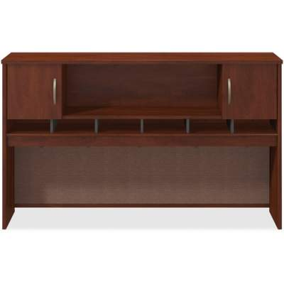 Bush Business Furniture Series C Hansen Cherry 72W 2-door Hutch (WC24466A1)
