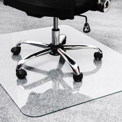 Floortex Cleartex Glaciermat Glass Chair Mat (123648EG)