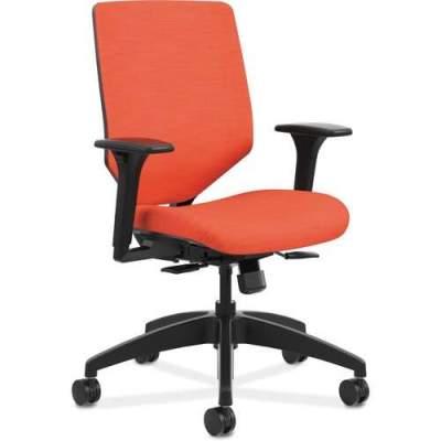 HON Solve Task Chair, Upholstered Back (SVMU1ACLCO46)