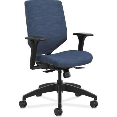 HON Solve Task Chair, Upholstered Back (SVMU1ACLCO90)