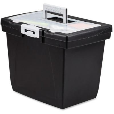 Storex Nesting Portable File Box (61522B04C)