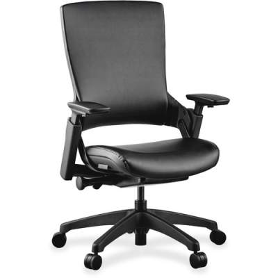 Lorell Serenity Series Executive Multifunction High-back Chair (59529)