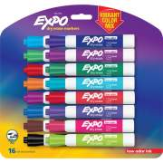 EXPO Low-Odor Dry Erase Chisel Tip Markers (1927526)