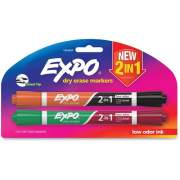 EXPO 2-in-1 Dry Erase Markers (1944654)