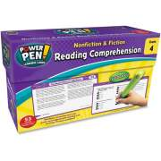 Teacher Created Resources Gr 4 Power Pen Learning Cards (6199)
