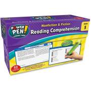 Teacher Created Resources Gr 5 Power Pen Learning Cards (6468)