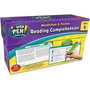 Teacher Created Resources Gr 6 Power Pen Learning Cards (6469)