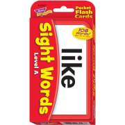 Trend Sight Words Level A Flash Cards (23027)