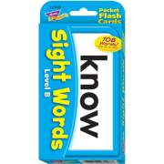 Trend Sight Words Level B Flash Cards (23028)
