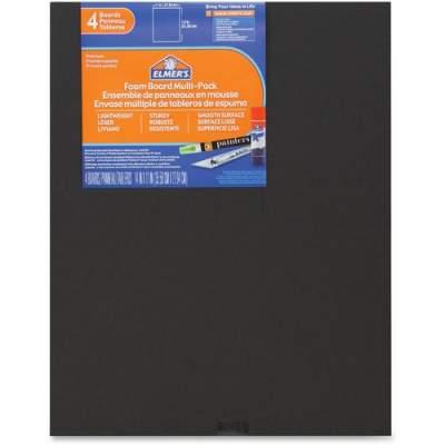 Elmer's 4-pack Black Foam Boards (950024)