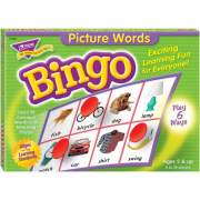 Trend Picture Words Bingo Game (6063)