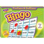 Trend Prefixes and Suffixes Bingo Game (6140)