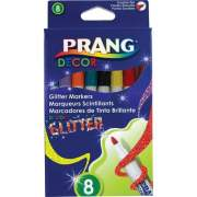 Prang Decor Glitter Markers (74008)