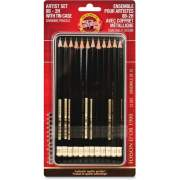 Koh-I-Noor Artist Drawing Pencil Set (FA15021112BC)
