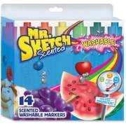 Mr. Sketch Scented Washable Markers (1924061)