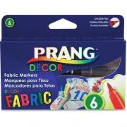 Prang Decor Fabric Markers (74106)