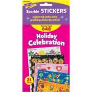TREND Holiday Celebration Little Sparkler Stickers (63903)