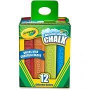 Crayola Washable Sidewalk Chalk (512012)