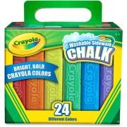 Crayola Washable Sidewalk Chalk (512024)
