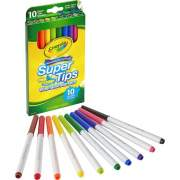 Crayola Super Tips 10-color Washable Markers (588610)