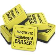 The Pencil Grip Magnetic Whiteboard Eraser Class Pack (3552)