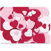 Pacon Creativity Street Peel and Stick Hearts (4316)
