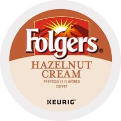 Folgers Hazelnut Cream K-Cup (0162)