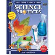 Teacher Created Resources Gr 3-6 Science Projects Book Printed Book (2221)
