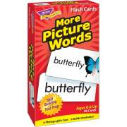 Trend More Picture Words Skill Drill Flash Cards (53005)