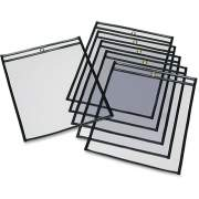 National Industries For the Blind SKILCRAFT Transparent Poly Sheet Protectors (2729805)