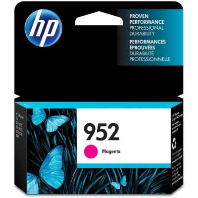 HP 952 Magenta Original Ink Cartridge (L0S52AN)