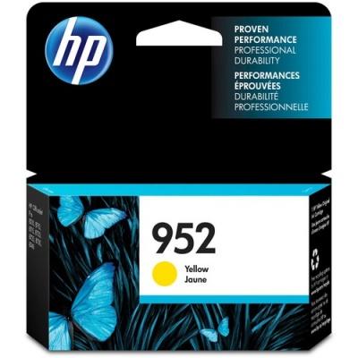 HP 952 Yellow Original Ink Cartridge (L0S55AN)