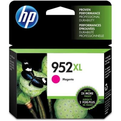 HP 952XL High Yield Magenta Original Ink Cartridge (L0S64AN)