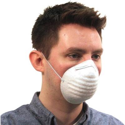Impact ProGuard Disposable Nontoxic Dust Mask (7300BCT)