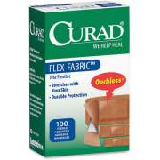 Curad Flex-Fabric Bandages (CUR0700RB)