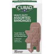Medline Curad Extreme Hold Assorted Bandages (CUR14924RB)