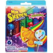 Mr. Sketch 6-count Scented Markers (1924009)