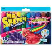 Newell Brands Mr. Sketch Scented Washable Markers (1924010)