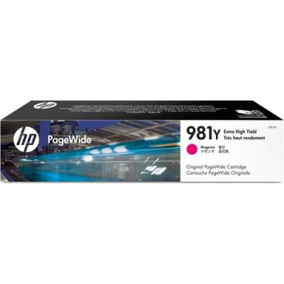 D8J08A Magenta, 4 Pack MS Imaging Supply Compatible Inkjet Cartridge Replacement for HP 980 Magenta