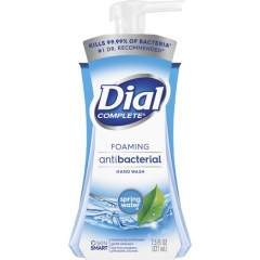 Dial Complete Spring Water Foaming Soap (05401CT)