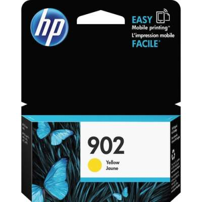 HP 902 Yellow Original Ink Cartridge (T6L94AN)