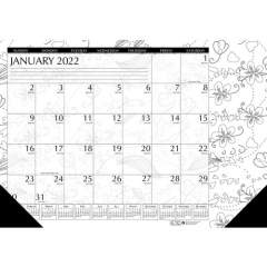 House of Doolittle Doodle Monthly Desk Pad (187)