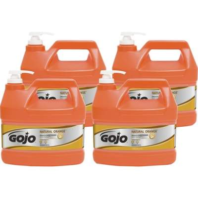 GOJO Natural Orange Smooth Hand Cleaner (094504)