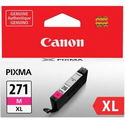 Canon CLI-271 Original Ink Cartridge (CLI271XLM)