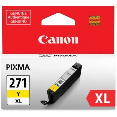 Canon CLI-271 Original Ink Cartridge (CLI271XLY)