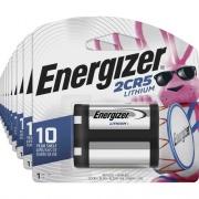 Energizer 2CR5 e2 Lithium Photo 6-Volt Battery (EL2CR5BPCT)